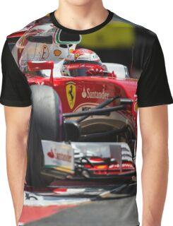 Ferrari formula 1 Graphic T-Shirt