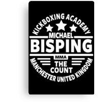 Michael Bisping Canvas Print