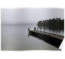 Lakeside reverie Poster