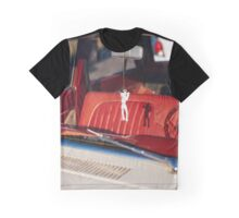 King of rock and roll hung in the rearview mirror Graphic T-Shirt