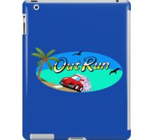 OUT RUN SEGA ARCADE 80s iPad Case/Skin