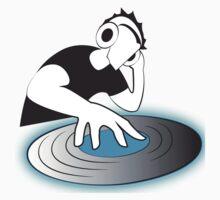 DJ Music Style One Piece - Short Sleeve
