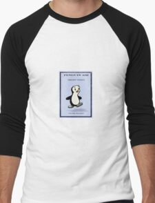 Penguin Air Men's Baseball ¾ T-Shirt