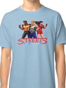 STREETS OF RAGE -AXEL-BLAZE-ADAM Classic T-Shirt