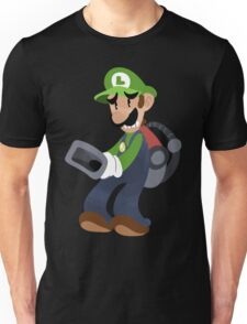 Little Luigi Poltergust 3000 T-Shirt