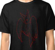 Flyin' Bunny (red) T-shirt Classique