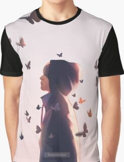 Butterfly Taehyung Graphic T-Shirt