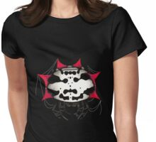 spiny orb weaver Womens Fitted T-Shirt