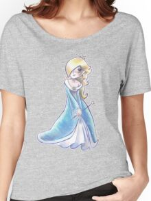 Rosalina - Colored Pencil Drawing Women's Relaxed Fit T-Shirt