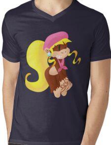 Little Dixie Kong Mens V-Neck T-Shirt