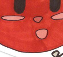 Cai Head Sticker