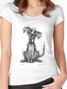 Fab dog Women's Fitted Scoop T-Shirt