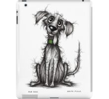 Fab dog iPad Case/Skin