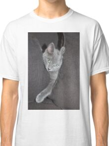 """Charley """" Pillows Are Fun"""" Classic T-Shirt"""