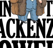 Join the MacKenzie Bowell Movement Sticker