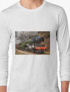 The Flying Scotsman Long Sleeve T-Shirt