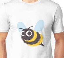 Bee Emoji Unisex T-Shirt