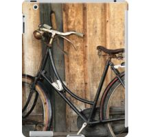Simple Pleasure Of Bike Ride iPad Case/Skin