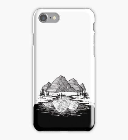 Enjoy the Mountains iPhone Case/Skin