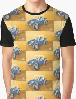 blue dune buggy Graphic T-Shirt