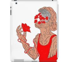 The Wooden Girl iPad Case/Skin