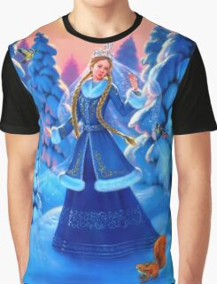 Snow Maiden Graphic T-Shirt