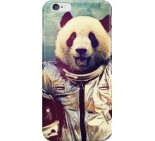Astronaut panda iPhone Case/Skin