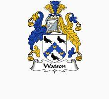 Watson Coat of Arms / Watson Family Crest Unisex T-Shirt