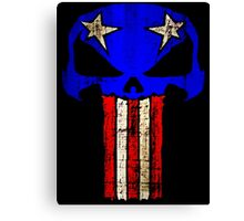 All American  Vengeance Canvas Print