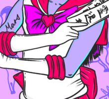 Sailor Mars Sticker