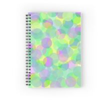 Colorful Dots  Spiral Notebook