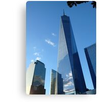 Freedom Tower - One World Trade Centre - NYC New York Canvas Print
