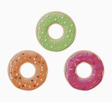 Donut pattern  Baby Tee