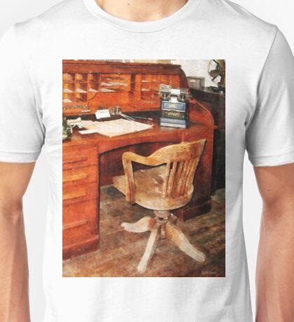 Adding Machine Unisex T-Shirt