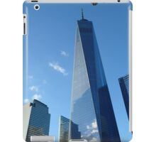 Freedom Tower - One World Trade Centre - NYC New York iPad Case/Skin