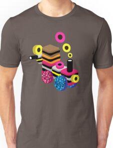 Liquorice Allsorts Train Unisex T-Shirt