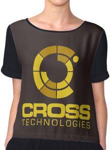 CROSS TECHNOLOGIES Chiffon Top