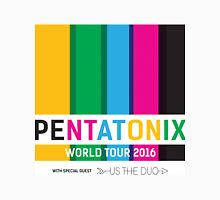 pentatonix world tour 2016 colorfull Unisex T-Shirt