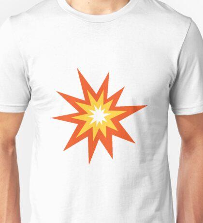 Explosion Emoji Unisex T-Shirt