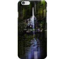 Digital Falls iPhone Case/Skin