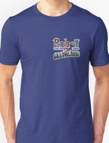 Robot Logo Main Unisex T-Shirt