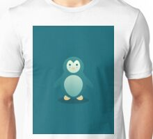 Charles the happy Pinguin Unisex T-Shirt