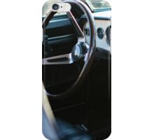 Torino dashboard iPhone Case/Skin