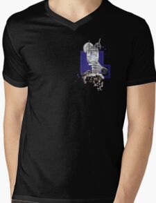 Gifted Jester - Cocktail Party Mens V-Neck T-Shirt