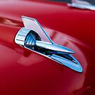 Hood ornament detail by htrdesigns