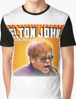 elton john band Graphic T-Shirt