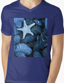 star fish rain Mens V-Neck T-Shirt