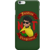 Justice not Vengeance iPhone Case/Skin