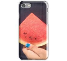Healthy  Red iPhone Case/Skin
