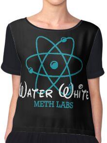 Walter White Meth Labs Chiffon Top